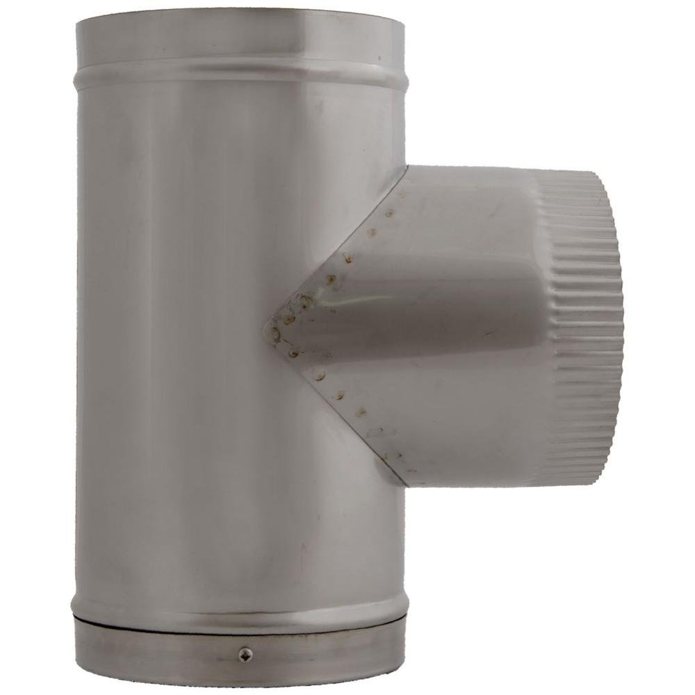 Condensation trap clean out door short body ° flue