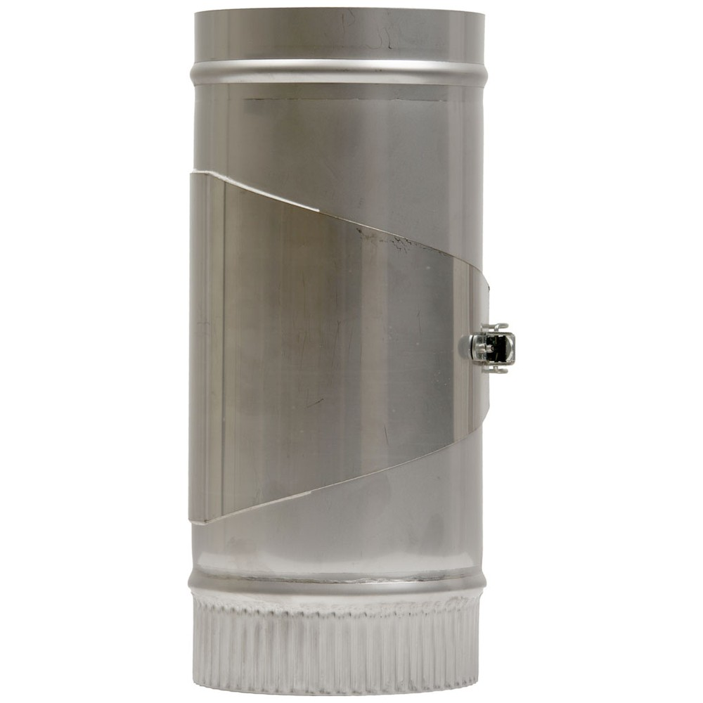 Flue pipe with clean out door pipes direct
